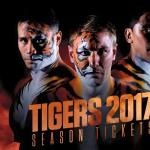 Castleford Tiger Body Paint Marketing Campaign