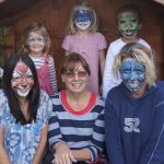 Facepainting for all ages
