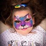 cat facepainting